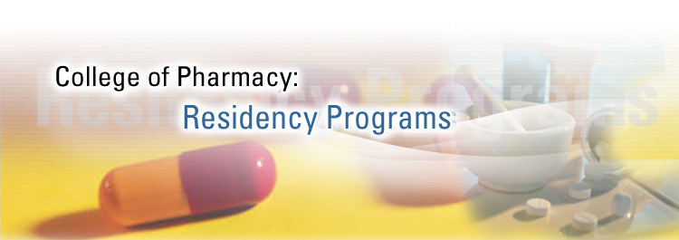 Department of Pharmacy: Clinical and Administrative Services